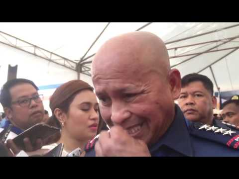 After NPA attack in Iloilo, Dela Rosa doubts Communist peace talks
