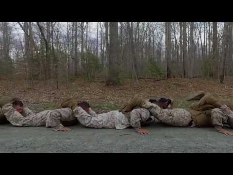Marine Corps Boot Camp Training Advice - Earning the Red Tab