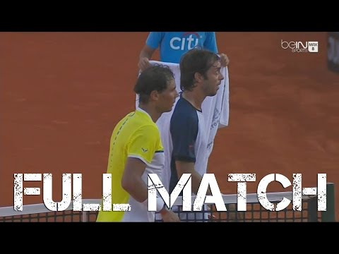 Buenos Aires Open 2016 : Rafael Nadal vs Paolo Lorenzi (1/4 Finale), FULL MATCH SD
