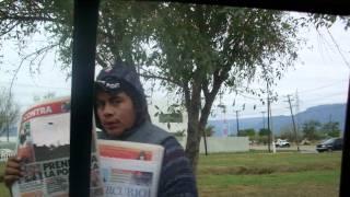 Objetos voladores NO identificados en Cd. Victoria Tamaulipas