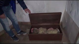 Вековую мумию маленькой девочки нашли в итальянском Палермо