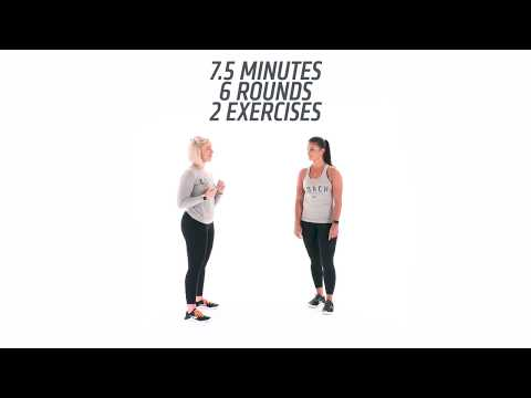 Orangetheory At-Home Workout For March 22
