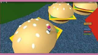 McDonalds Obby! Roblox