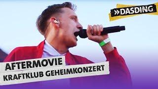 Kraftklub Geheimkonzert in Ludwigsburg Aftermovie | DASDING