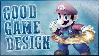good game design super smash bros breaking the mold