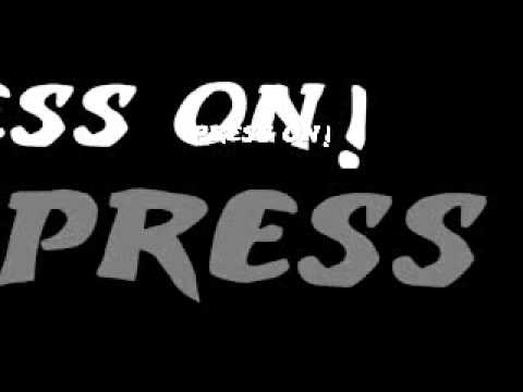 Press On - The Wilds
