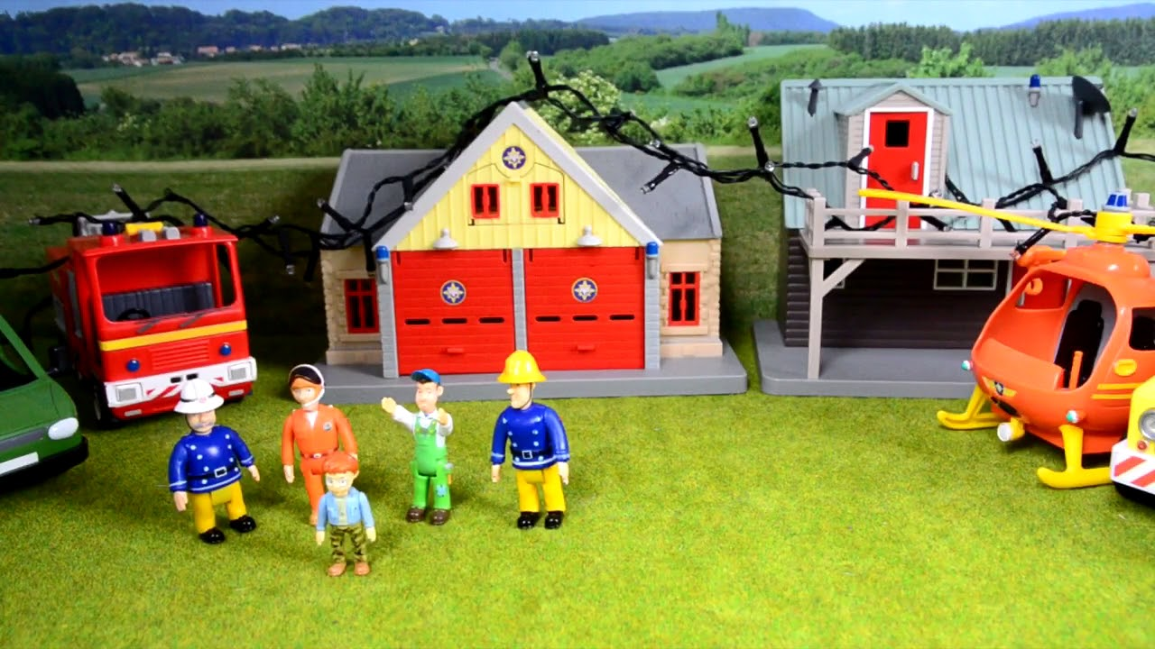 Fireman Sam - Watch Full Episodes and Clips - TV.com