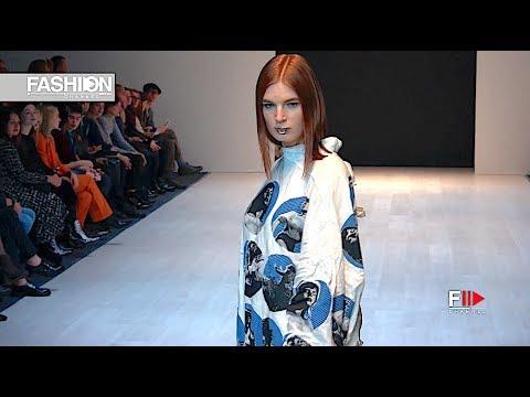 ETHICAL Fashion Show Belarus Fashion Week Spring Summer 2019 - Fashion Channel