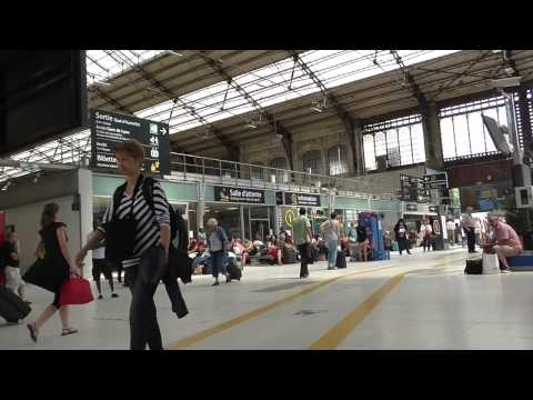 Paris Charles de Gaulle Airport Shuttle Service To and From Gare de  Lyon