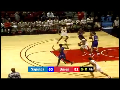 BOYS Sapulpa vs. Union