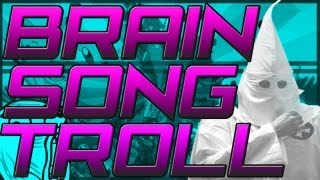 Racist Guy Gets Trolled w/ The Parts Of The Brain Song (Black ops 2)