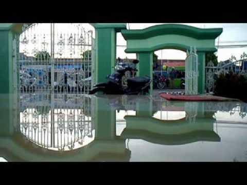 Gapura Masjid Minimalis Terbaru Pintu Gerbang Masjid Jami Al Hidayah Desa Susukan Kec Susukan Kab