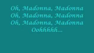 She S Madonna Mit Lyrics