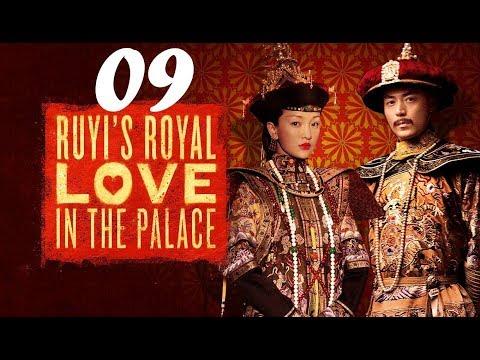 الحلقة 09 من مسلسل الصيني ( حب روي الملكي فى القصر | Ruyi's Royal Love in the Palace ) مترجمة