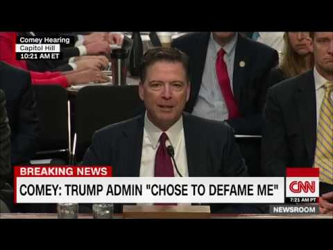 Comey I need Americans to know this truth