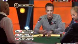 The PokerStars Big Game Week 9 Episode 5 Loose Cannon Busted