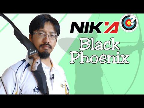 Archery | Nika Black Phoenix Bow Review