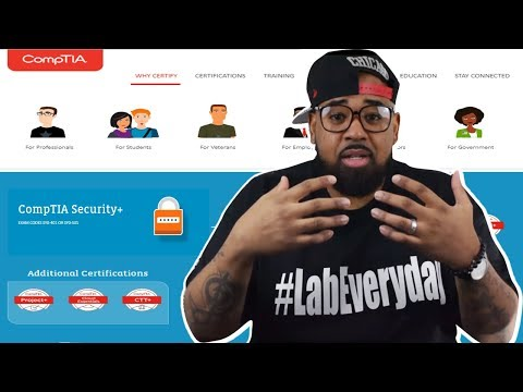 CompTIA Security+ Everything You Need to Know
