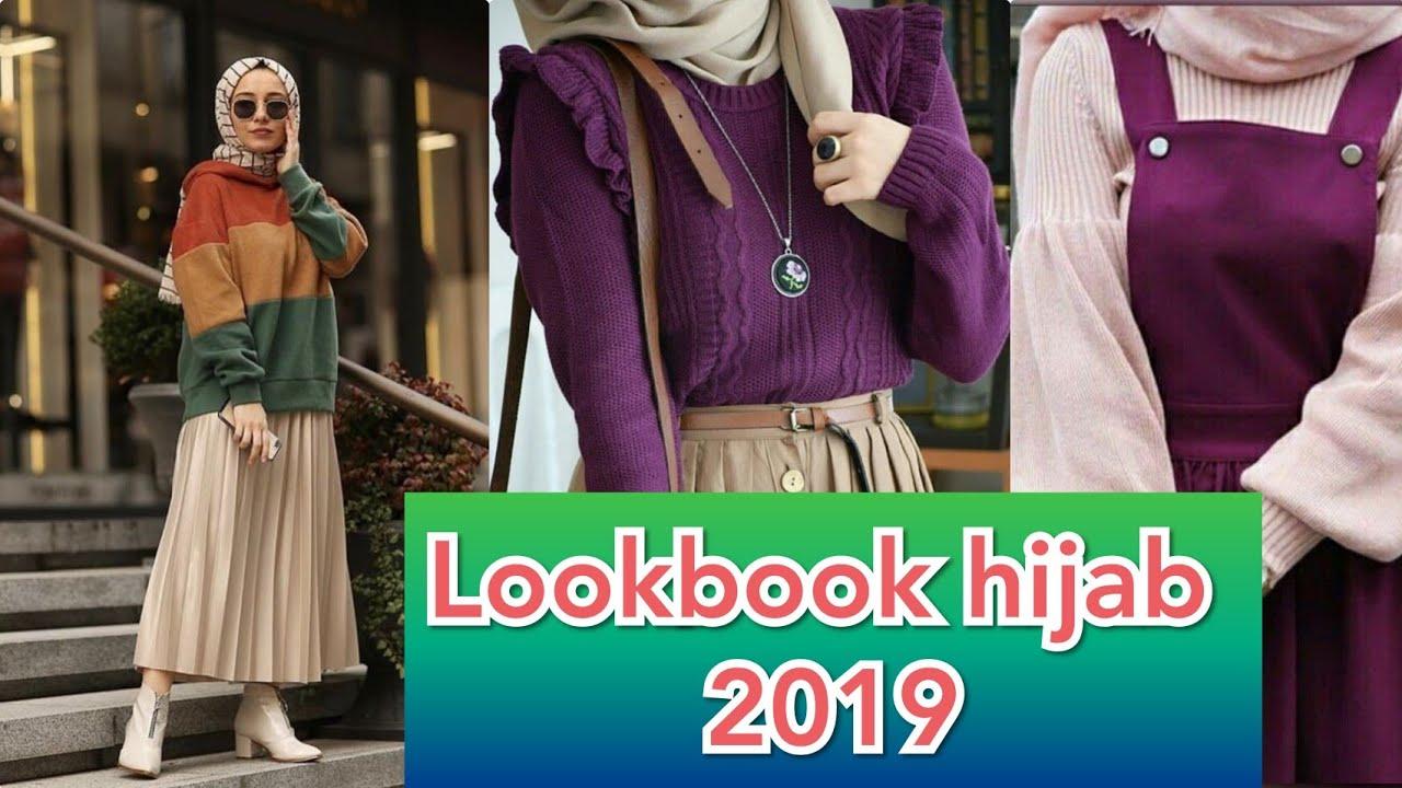 summer lookbook hijab 🧕اجمل ملابس المحجبات للخريف وشتاء 2020/2019