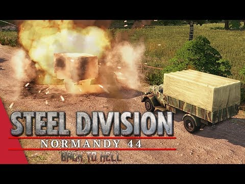 4th APT Grand Final Game 2! Steel Division: Normandy 44 - Yu