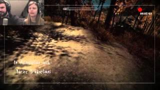 Let her play Slender the Arrival #002 Teaser