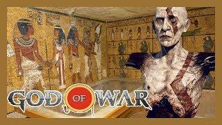 NOVO LIVRO DE GOD OF WAR, MITOLOGIA EGÍPCIA E MAIA ANTES DO ESPERADO E MAIS!