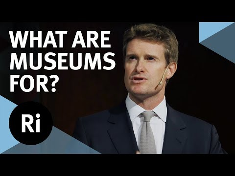 What Are Museums for in the 21st Century? - with Tristram Hunt