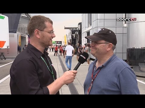 Joe Saward - interview