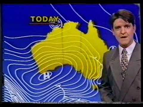 SES-8 TV Sign-off 1995
