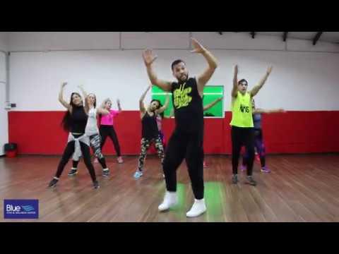 Sola (Remix) – Anuel AA ft  Daddy Yankee, Wisin, Farruko, Zion & Lennox / ZUMBA