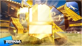 LEGEND IN 100K TOTY PACKS! (FIFA 17 Pack Opening)