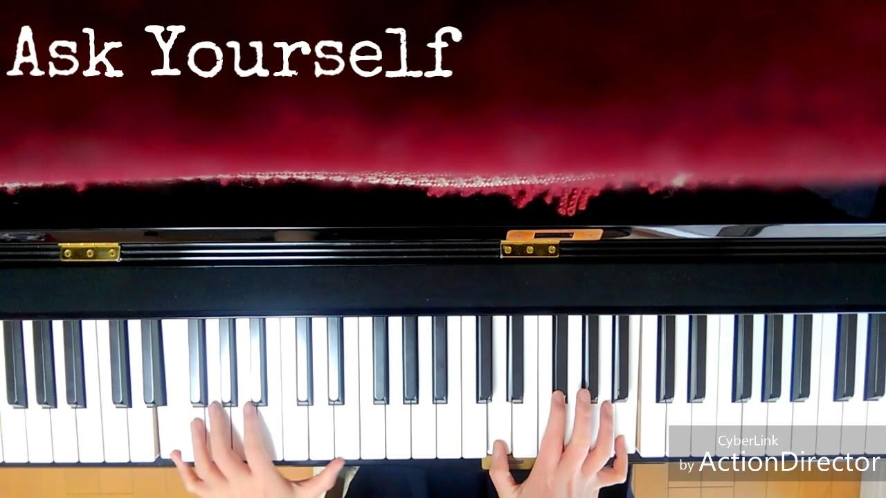 ドラマ「FINAL CUT」主題歌 KATーTUN『Ask Yourself』耳コピ 【ピアノ ...