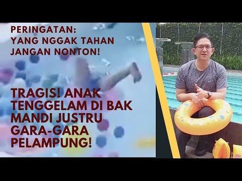 Nggak Tahan Jangan Nonton! Viral Anak Tenggelam di Kolam dan 3 Pelajaran Penting Buat Para Orang Tua
