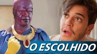O ESCOLHIDO