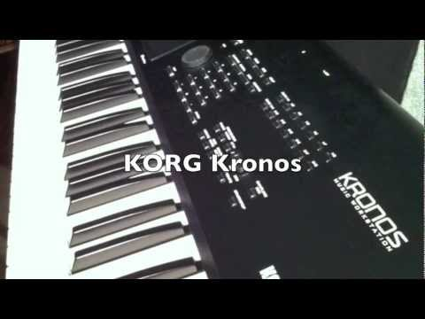 Korg Kronos German Grand Autumn Meditation