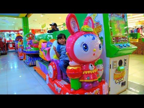 Odong Odong Mall Nya Bagus Banget   Arena Bermain Anak Terrazone