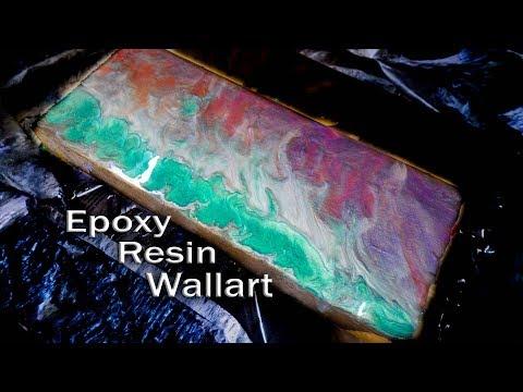 Epoxy Wallart  Part 1 (4k)