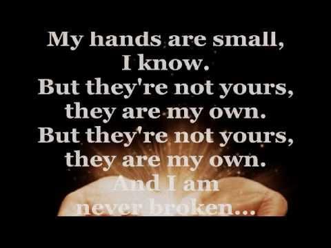 HANDS (Lyrics) - JEWEL