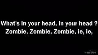 Bad Wolves-Zombie Lyrics