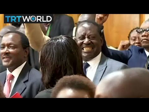 Money Talks: Kenyan supreme court annuls Uhuru Kenyatta election victory