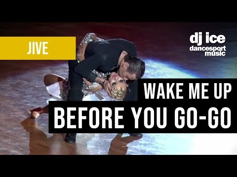 JIVE | Dj Ice - Wake Me Up Before You Go-Go (Wham! Cover)