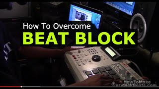 Beat Making | Overcoming Beat Block