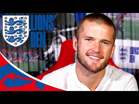 Eric Dier: It Was My Best Footballing Moment! | Lions' Den Episode Twenty Three | World Cup 2018