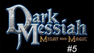 Прохождение игры Меч и магия Тёмный Мессия (Урки на прогулке) 5