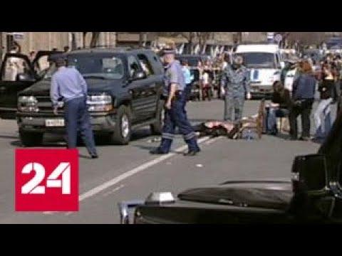 Глава Тамбовской ОПГ заявил, что не причастен к убийству Бадри Шенгелии - Россия 24