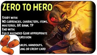Guild Wars 2 - Zero To Hero Begins | From Nothing To Raiding