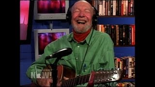 """We Shall Overcome"": Remembering Folk Icon, Activist Pete Seeger in His Own Words & Songs (3 of 3)"