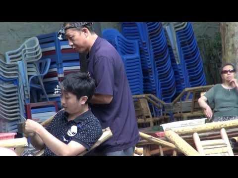 成都で耳掃除(Ear cleaning @Chengdu China)