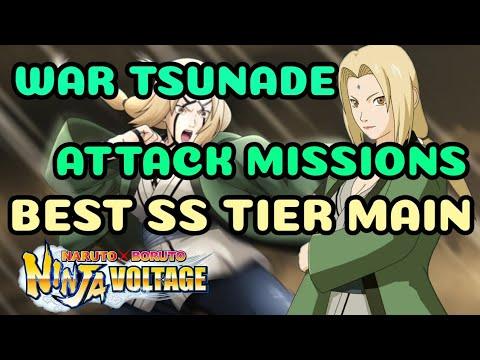 Download War Tsunade is SS Tier! I was wrong on day 1 | AM showcase | Naruto x Boruto Ninja Voltage | NxB NV