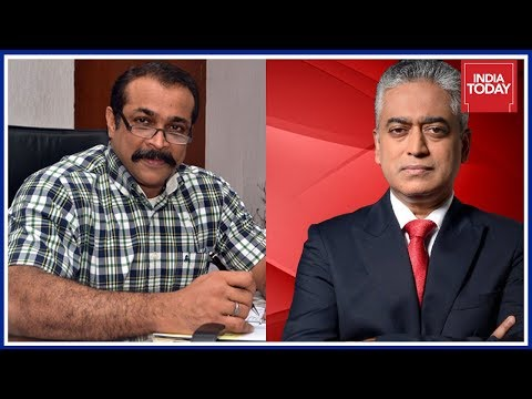 Rajdeep Sardesai's Tribute To Top Cop Himanshu Roy After Roy Commits Suicide